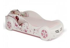Кровать-машина без страз Фея
