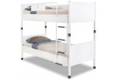 Кровать двухъярусная White