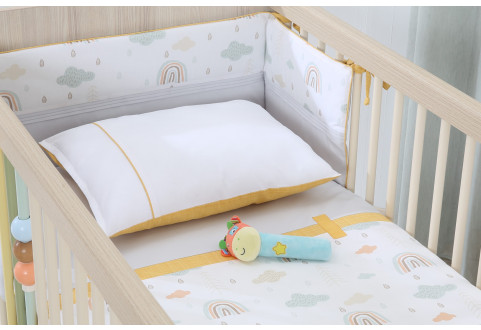 Детская мебель Комплект постельных принадлежностей Smile baby