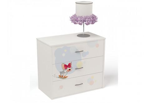 Детская мебель Комод Молли
