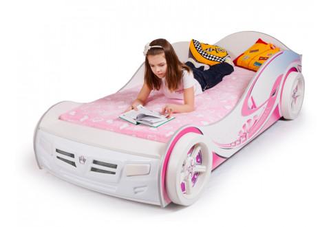 Детская мебель Кровать-машина Princess