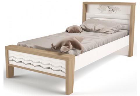 Детская мебель Кровать Mix Ocean кремовый