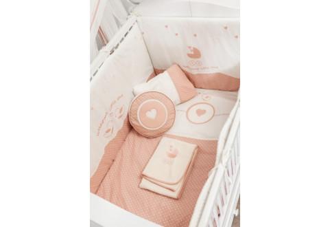 Детская мебель Комплект постельных принадлежностей Romantic Baby