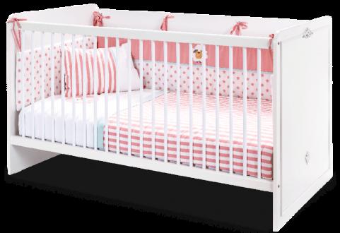 Детская мебель Кроватка Romantic Baby