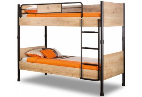 Детская мебель NATURA кровать двухъярусная