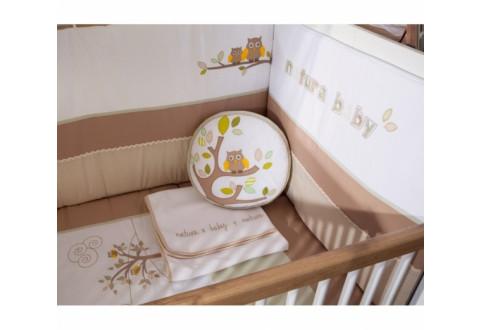 Детская мебель Комплект постельных принадлежностей Natura Baby
