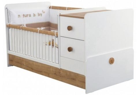 Детская мебель Кровать-трансформер ST Natura Baby
