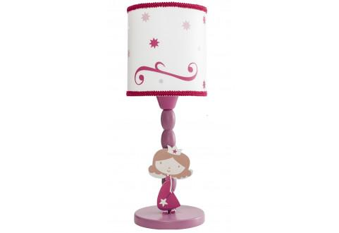 Детская мебель Настольная лампа Lady