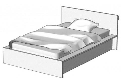 Детская мебель Кровать односпальная с подъемным механизмом Junior Loft