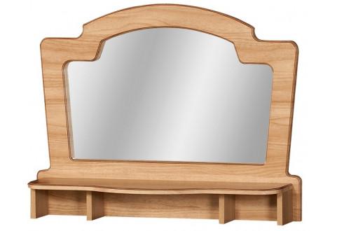 Детская мебель Надставка комода с зеркалом Ралли (Яна)
