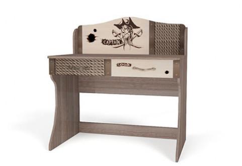 Детская мебель Стол без надстройки Pirat