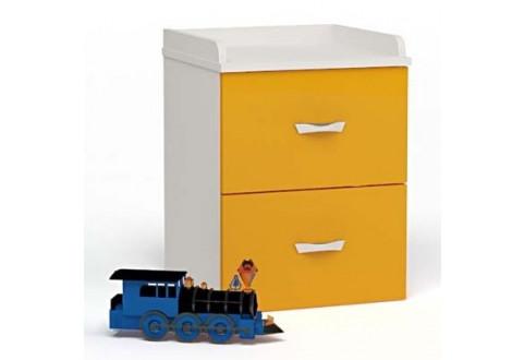 Детская мебель Тумбочка прикроватная Champion оранжевый