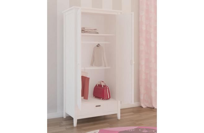 Шкаф двухдверный Сиело
