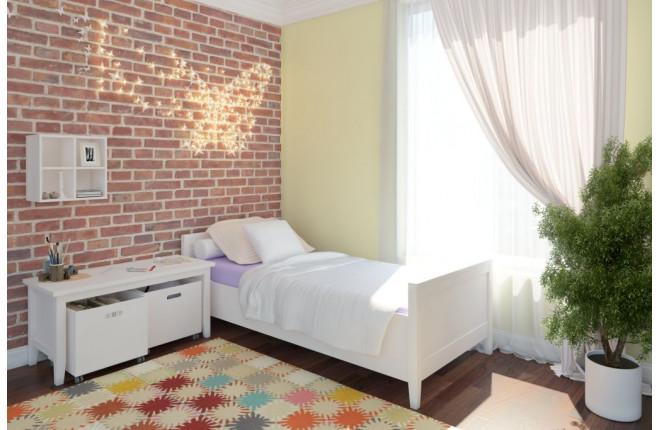 Кровать без ящиков Сиело
