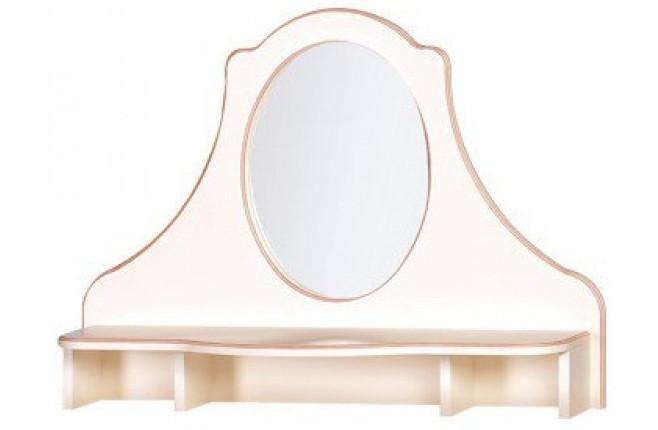 Надставка комода с зеркалом Алиса