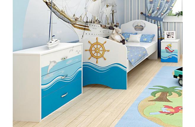 Кровать классик Ocean