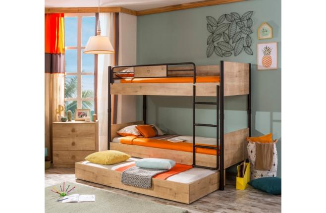 Кровать двухъярусная Mocha