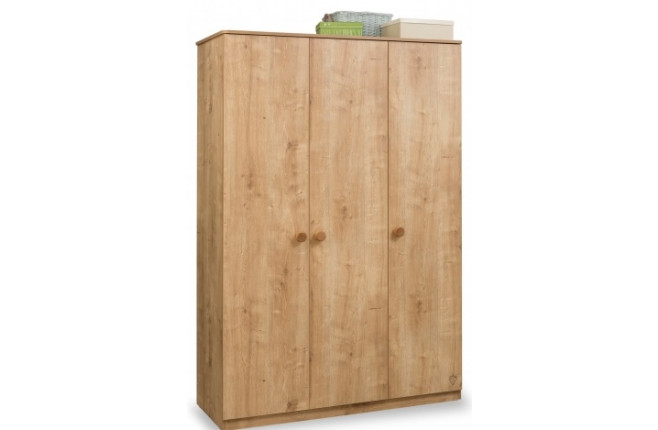 Шкаф трехдверный Mocha