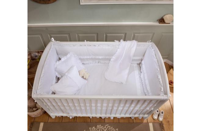 Кроватка-колыбель Natura Baby