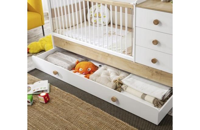 Кровать-трансформер Natura Baby