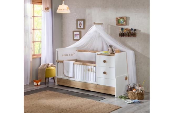 Кровать-трансформер ST Natura Baby