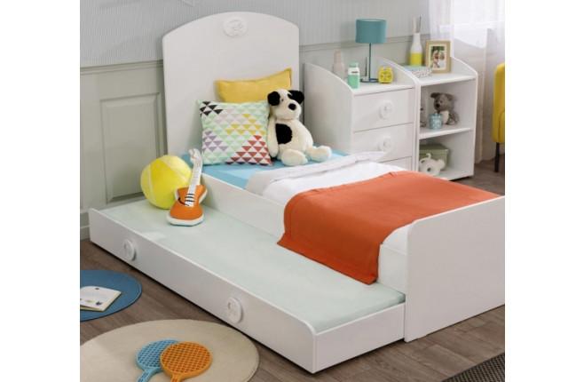 Детская кроватка-трансформер Baby Cotton