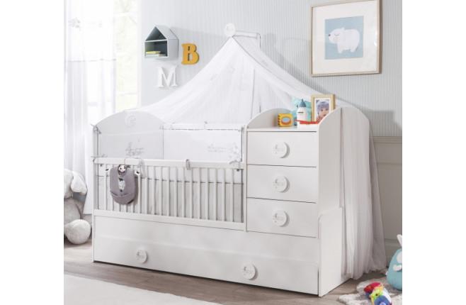 Балдахин Baby Cotton
