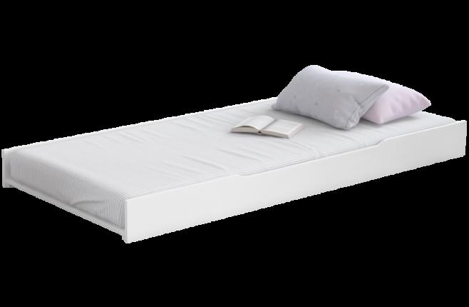 Кровать выдвижная для кровати-дивана White
