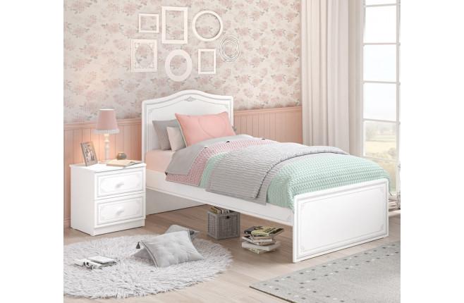 Кровать Selena Grey