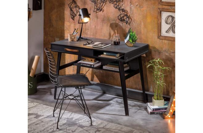 Письменный стол Line Dark Metal