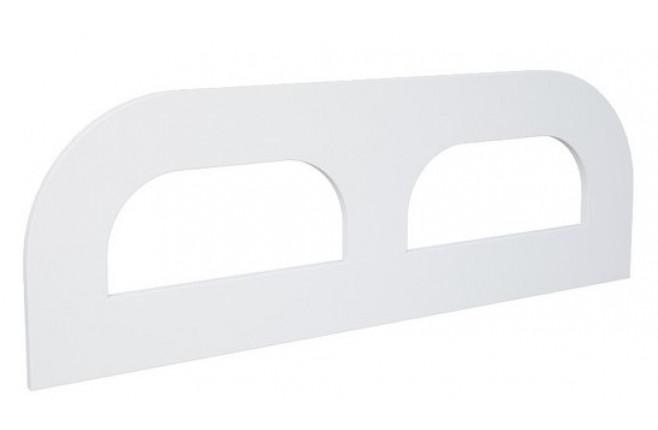 Диван-кровать с мягким прямым изголовьем Flash Grey