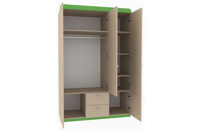 Шкаф пятидверный Шато