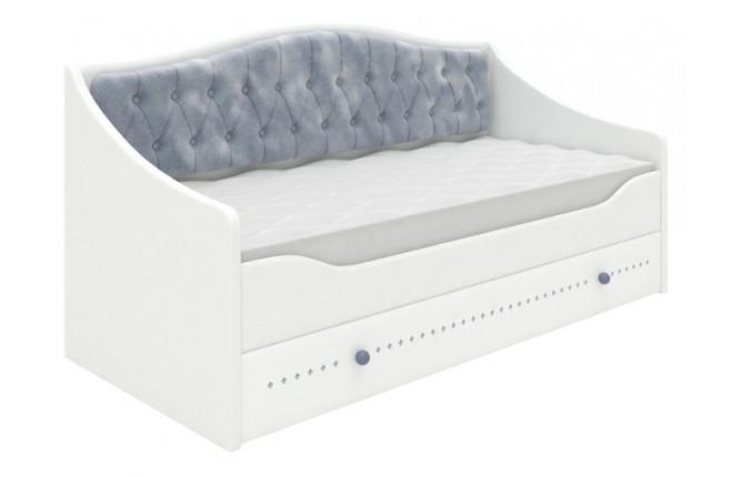 Диван-кровать с мягким изголовьем Шато