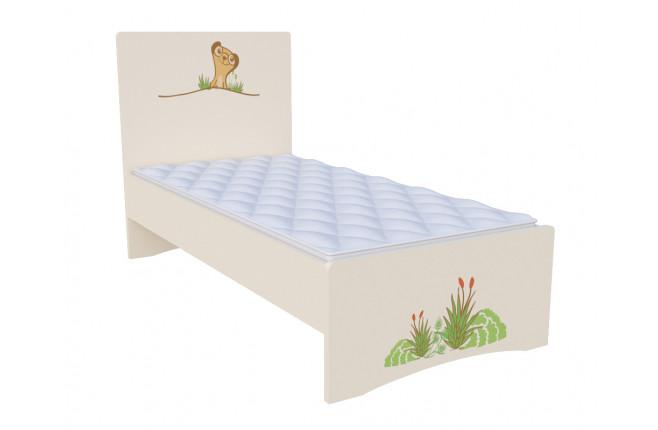 Кровать Джунгли зовут