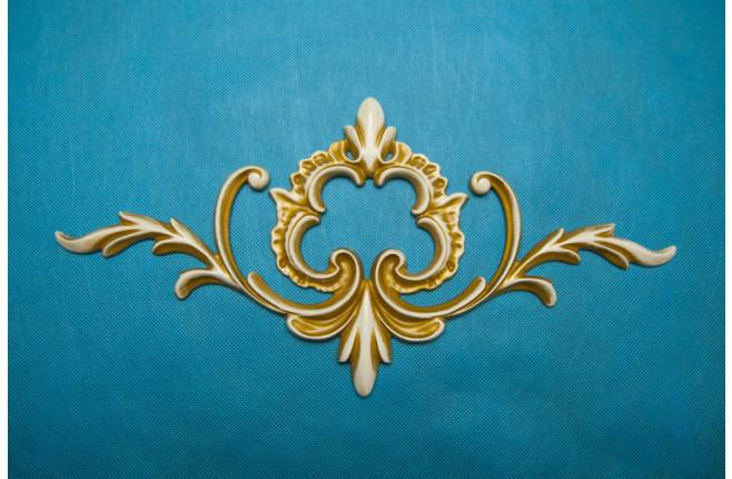 Кровать с каретной стяжкой Флоренция