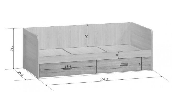 Кровать Diesel Энигма