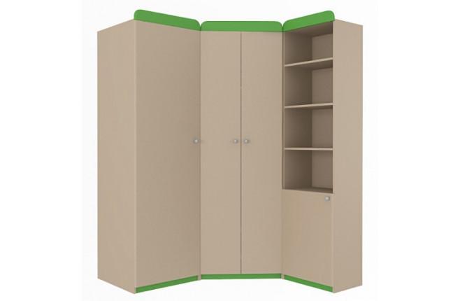 Шкаф угловой Mon coure