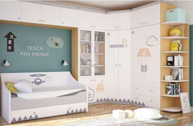 Диван-кровать New Age Orange