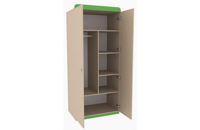 Шкаф двухдверный Шато