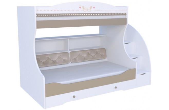 Кровать двухъярусная Mon coure