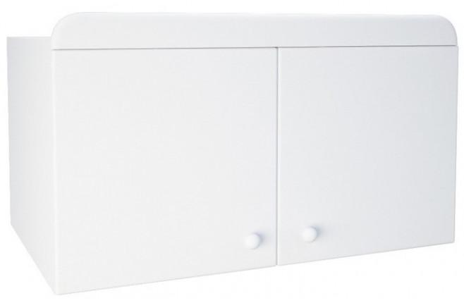 Шкаф двухдверный с ящиками Шато