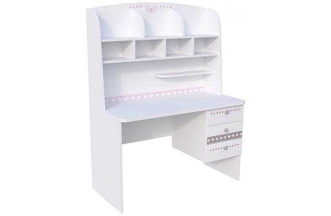 Стол письменный с надстройкой Mon coure