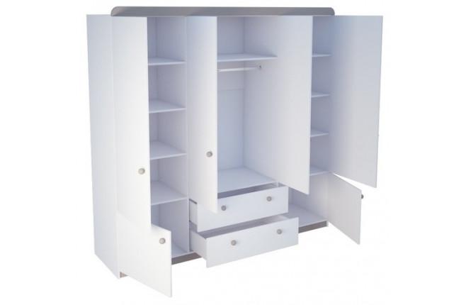 Шкаф шестидверный Mon coure