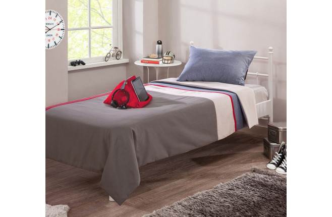 Комплект покрывало и декоративная подушка Trio