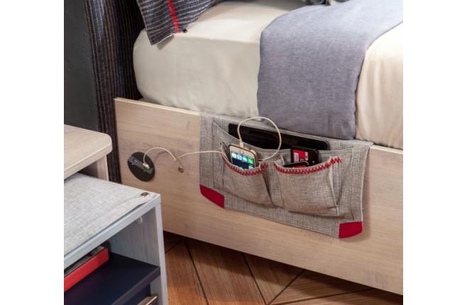 Кровать Trio