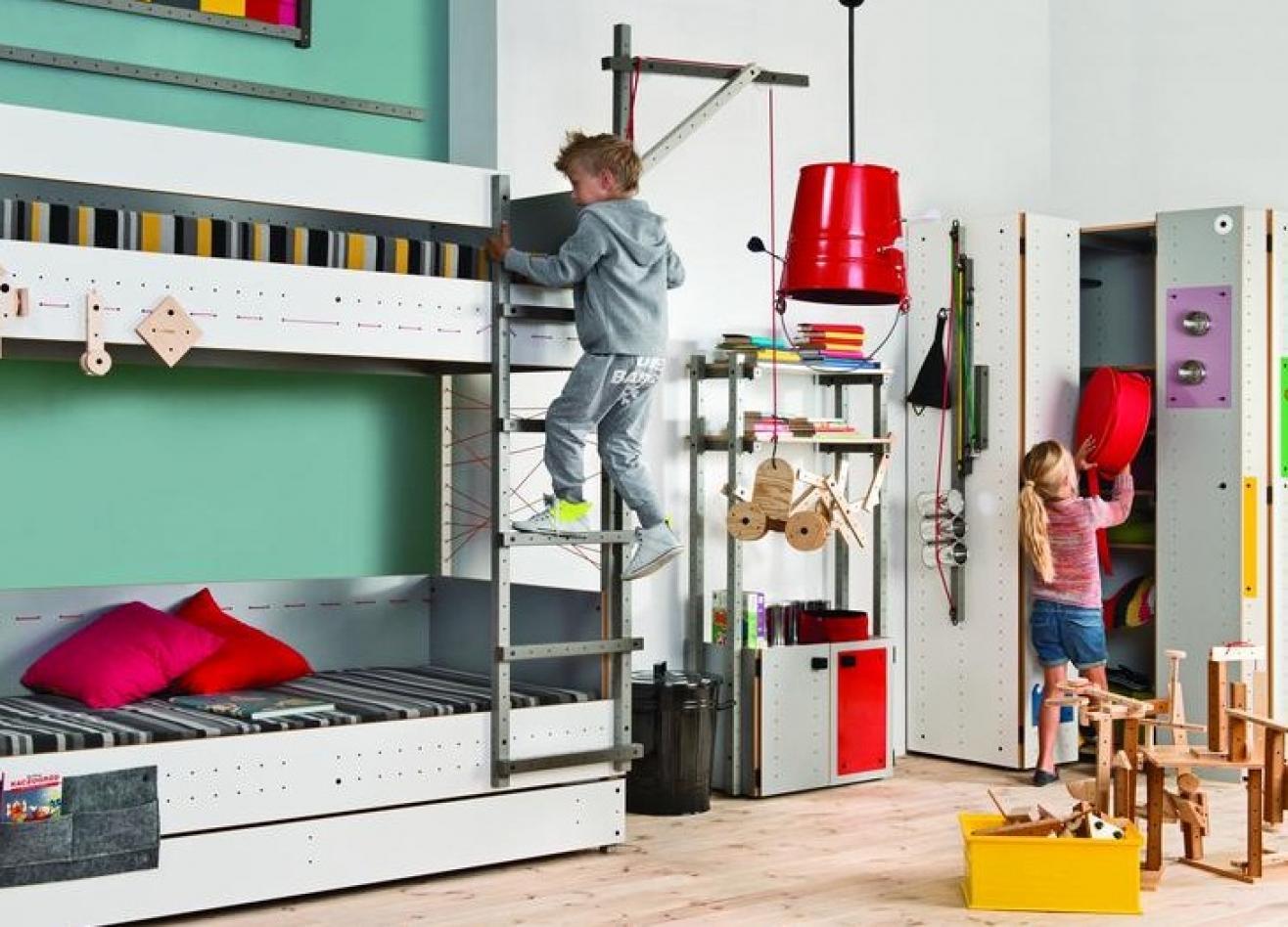 Коллекция детской мебели Smart VOX