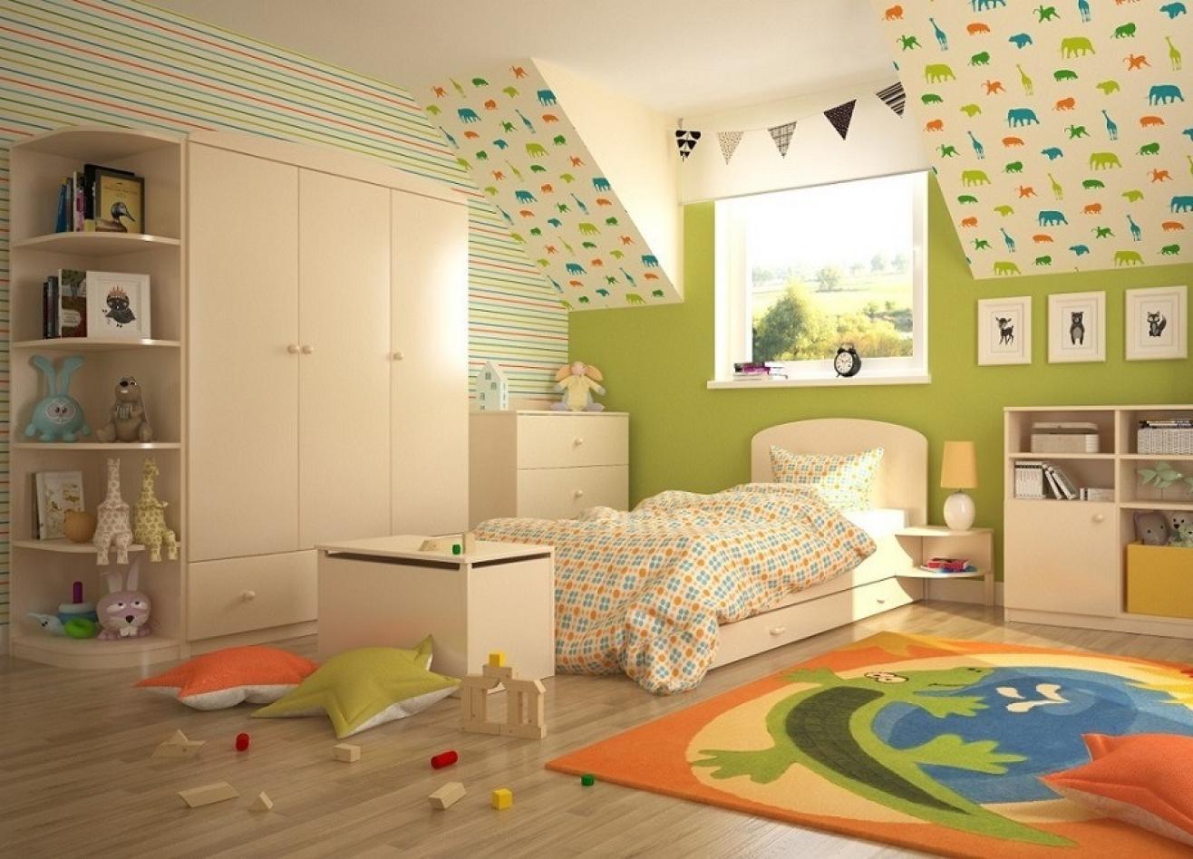 Коллекция детской мебели Ваниль