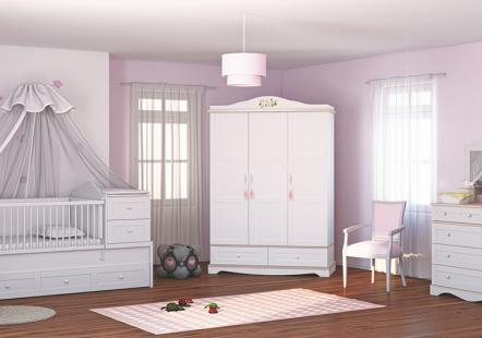 Детская мебель Laura Baby