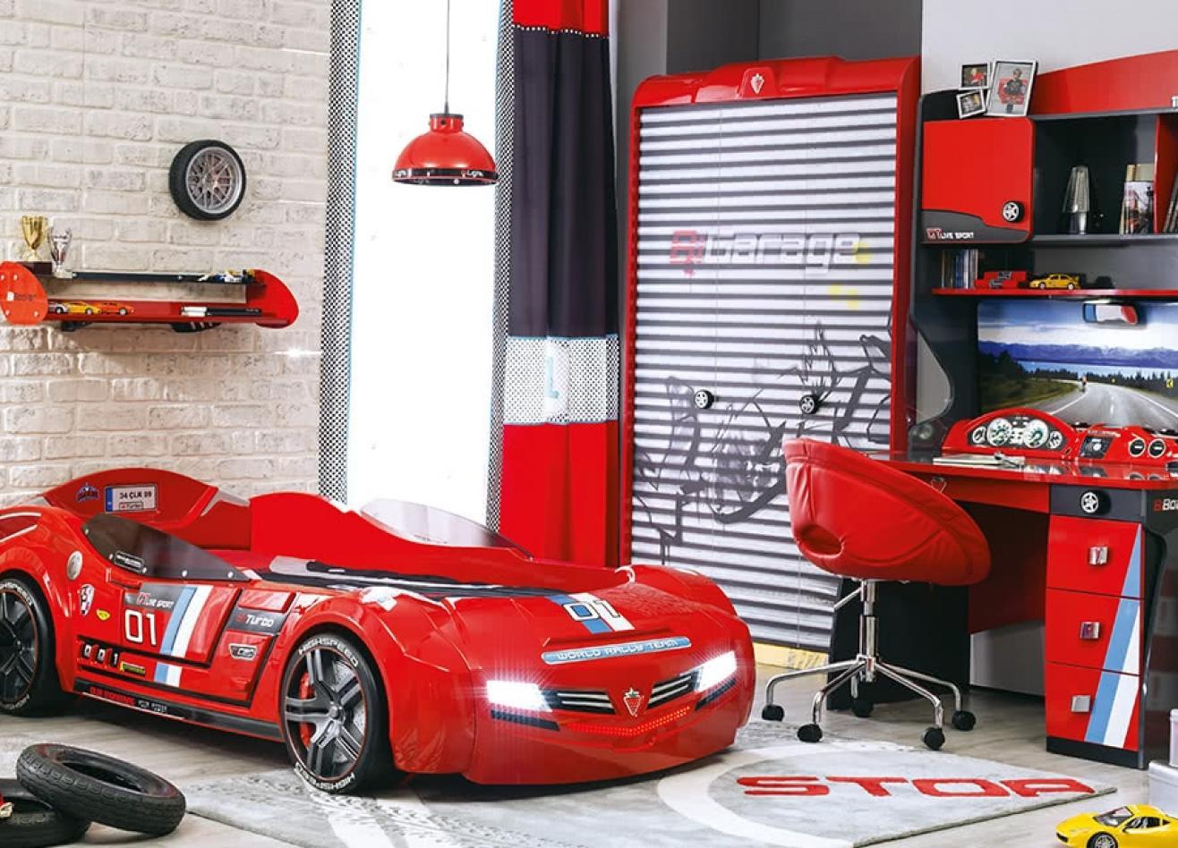 Коллекция детской мебели Champion Racer
