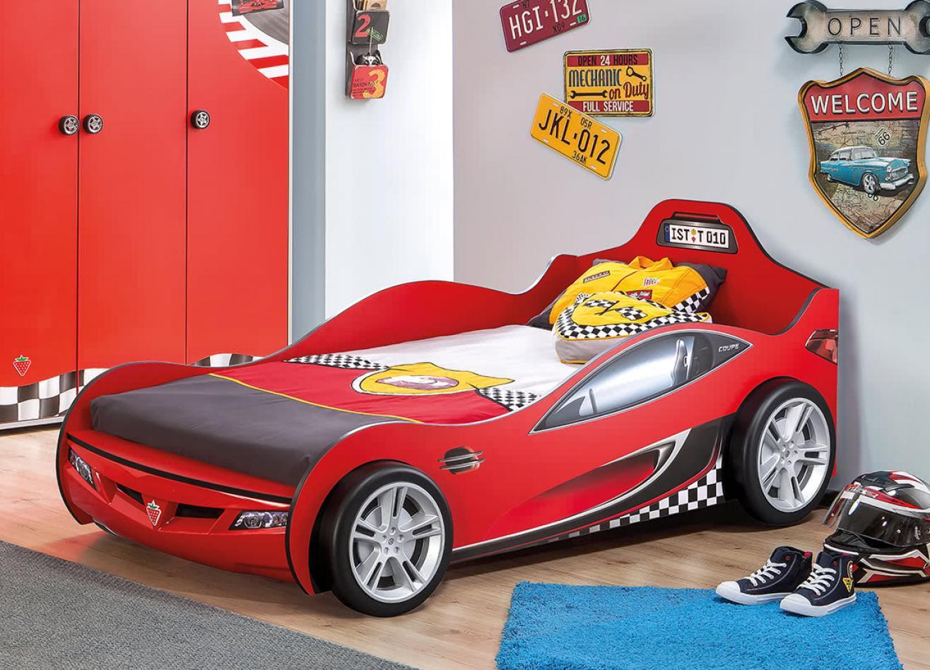 Коллекция детской мебели Carbeds - кровати-машины